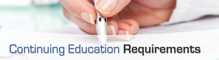 Mpa Continuing Education Requirements